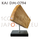 Magnetic turning block KAI DM-0794 with stand (without knife)