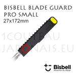 BISBELL: Professionnal magnetic BladeGuard Sheath for blades - model SMALL