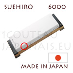 Sharpening whetstone SUEHIRO 6000 - fine grit 6000 - to be used in a wet state