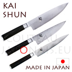 KAI japanese knives - SHUN CLASSIC series - chefs knives - Damascus steel blade