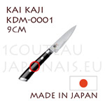 KAI japanese knives - KDM-0001 SHUN KAJI series - OFFICE knife - Damascus steel blade