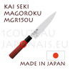 KAI japanese knives - MGR-150U SEKI MAGOROKU RED WOOD series - Utility knife