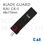 Magnetic Blade Guard Sheath KAI CK-S for maximum 48x170mm blades