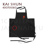 Kitchen apron KAI SHUN 43070060